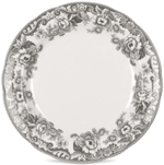 Spode Delamere Rural grey Salad or Dessert Plate