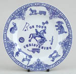 Plate On Your Christening