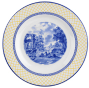 Spode Giallo Side Plate