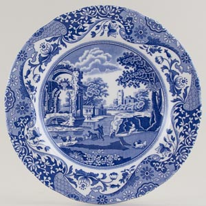 Spode Italian Lunch Plate