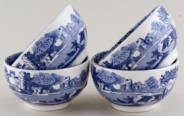 Spode Italian Dip Bowls set of 4
