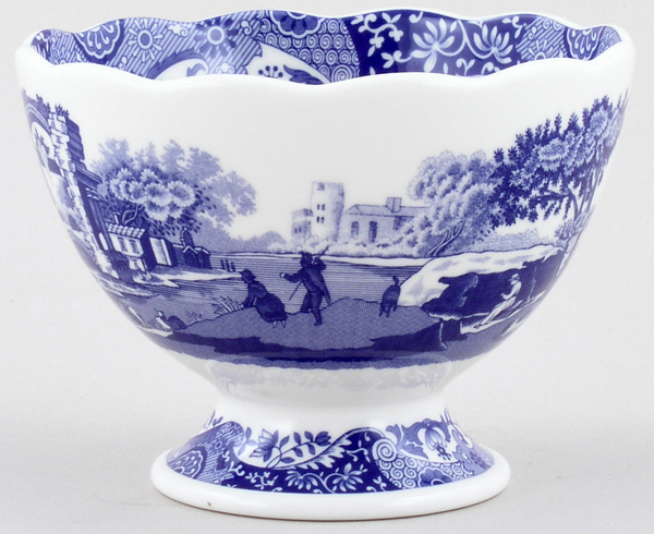Spode Italian Dish Footed