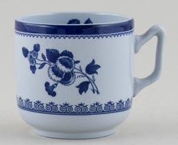 Spode Gloucester Coffee Cup c1980s