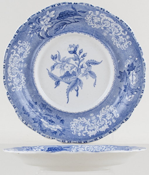 Spode Camilla Sauce Tureen Stand c1840