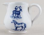 Spode Animals Toy Jug c1890