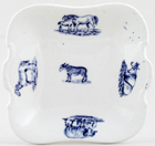 Toy Bread and Butter Plate c1905