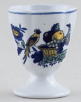 Spode Blue Bird colour Egg Cup c1980s