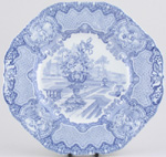 Cake Plate c1930s