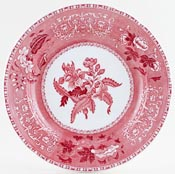 Spode Camilla pink Plate c1970
