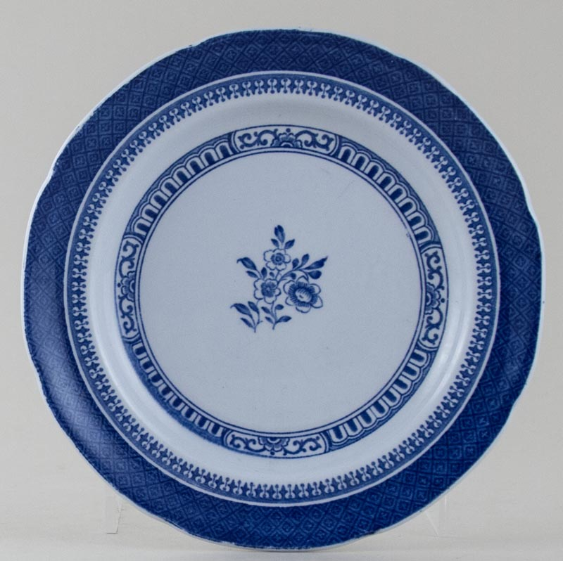 Spode Old Bedford Plate c1960s