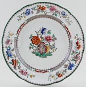 Spode Chinese Rose colour Plate c1930