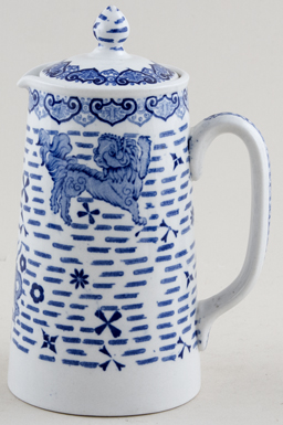 Spode Burns Hot Water Jug c1950s