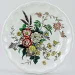 Spode Gainsborough colour Plate 1958