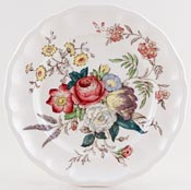Spode Gainsborough colour Plate c1950s