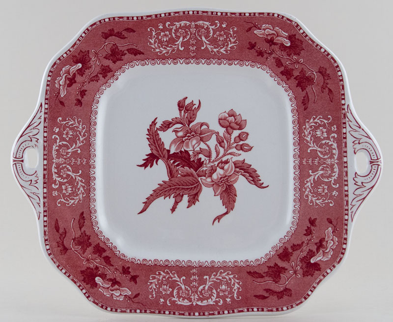 Spode Camilla pink Bread and Butter Plate c1982