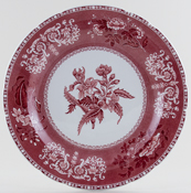 Spode Camilla pink Plate c1980