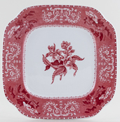 Spode Camilla pink Plate c1984