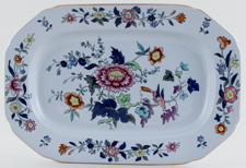 Spode Currants colour Platter c1940