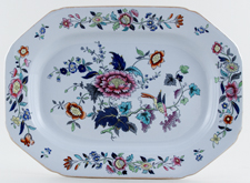 Spode Currants colour Meat Dish or Platter c1940