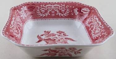 Spode Camilla pink Bowl c1960s