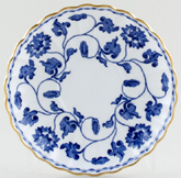 Spode Blue Colonel Saucer for Teacup c1960