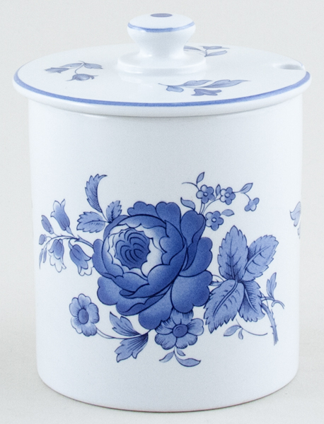 Spode Fontaine Jam or Preserve Pot c1992