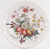 Spode Gainsborough colour Plate c1940s