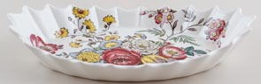 Spode Gainsborough colour Dish c1950