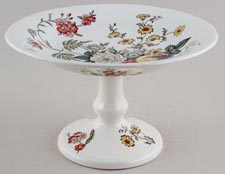 Spode Gainsborough colour Cake Stand c1950