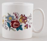 Spode Gainsborough colour Mug c1980s