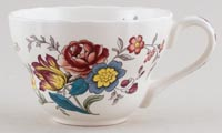Spode Gainsborough colour Breakfast Cup c1996