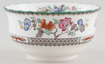 Spode Chinese Rose colour Bowl  c1950s