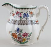Spode Chinese Rose colour Jug or Creamer c1950s