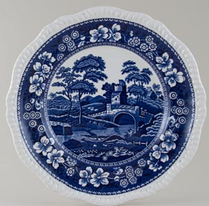 Spode Tower Plate c1961