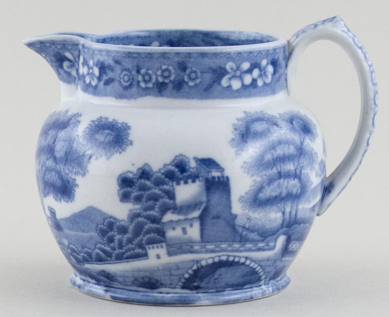 Spode Tower Jug or Pitcher c1920s
