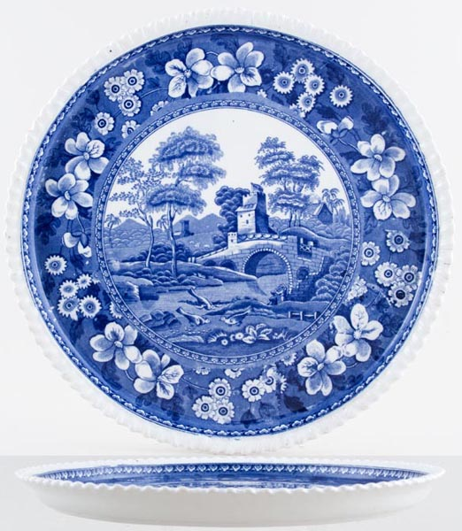 Spode Tower Tray c1893