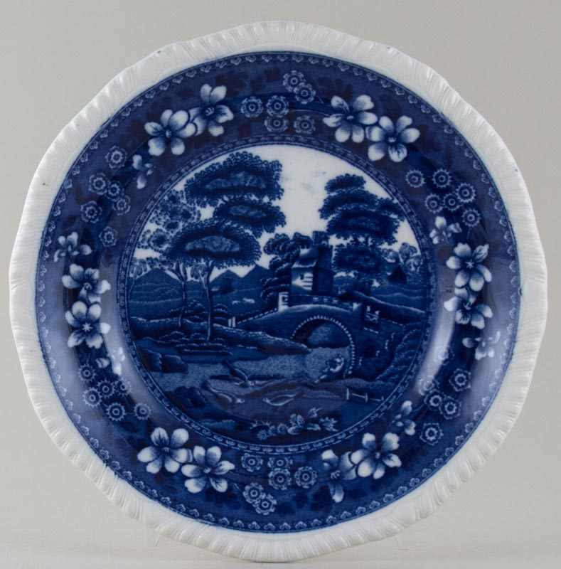 Spode Tower Plate c1916-1944