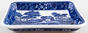 Spode Tower Dish rectangular c1938