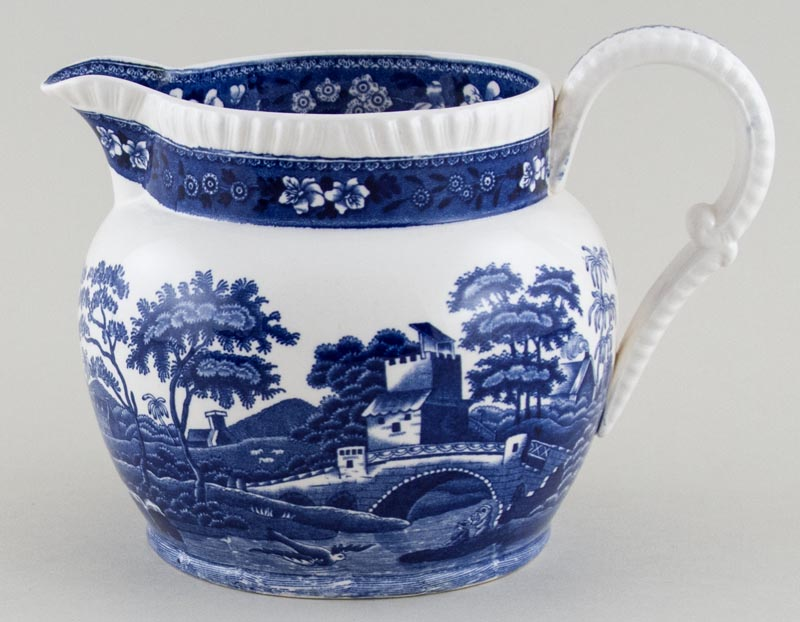 Spode Tower Jug or Pitcher c1930s