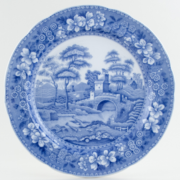 Spode Tower Plate c1924