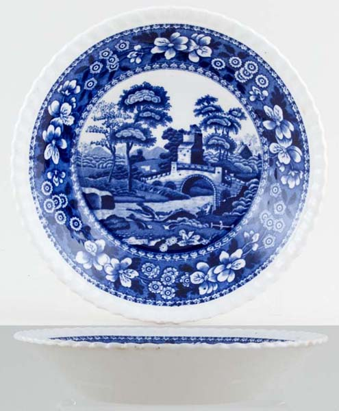 Spode Tower Fruit Saucer c1950s