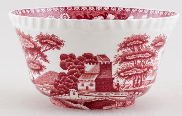 Spode Tower Sugar Bowl c1930s