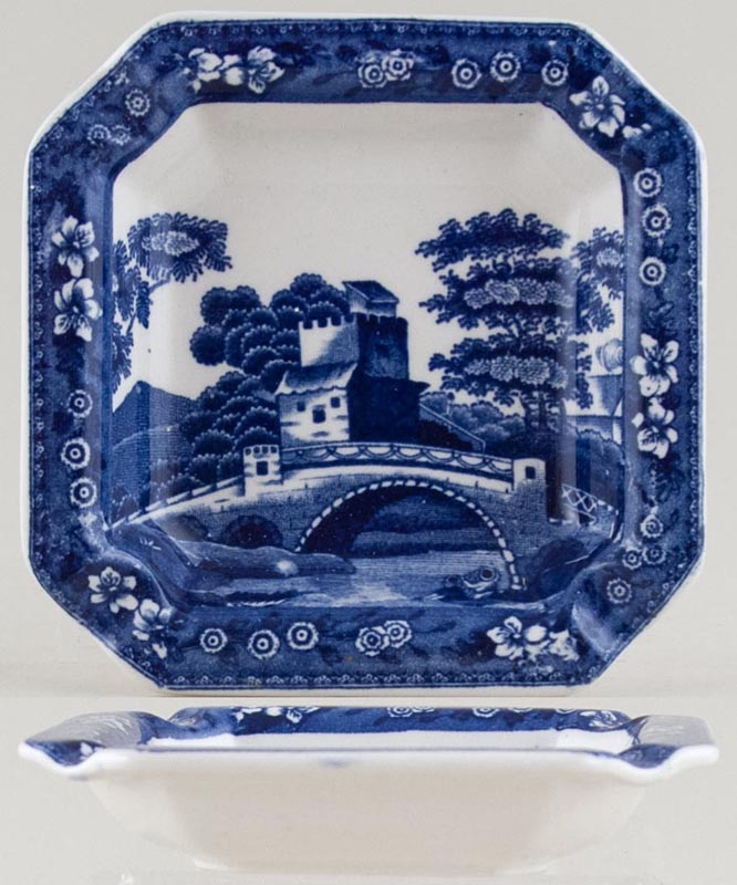 Spode Tower Ashtray c1950s
