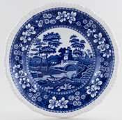 Spode Tower Plate c1964