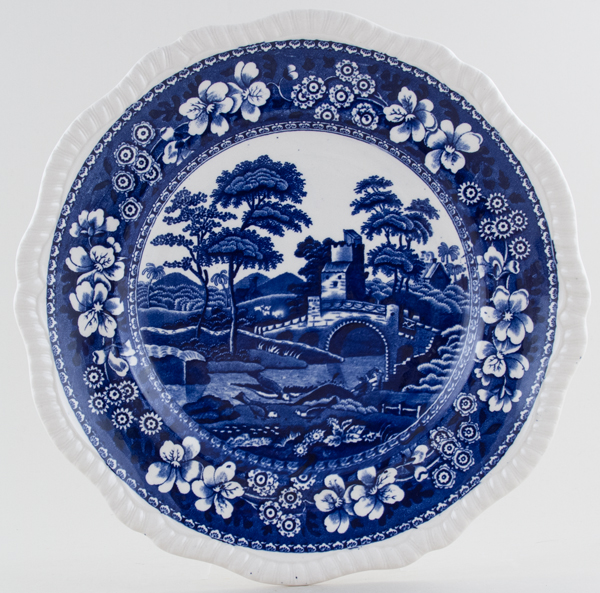Spode Tower Plate c1950s