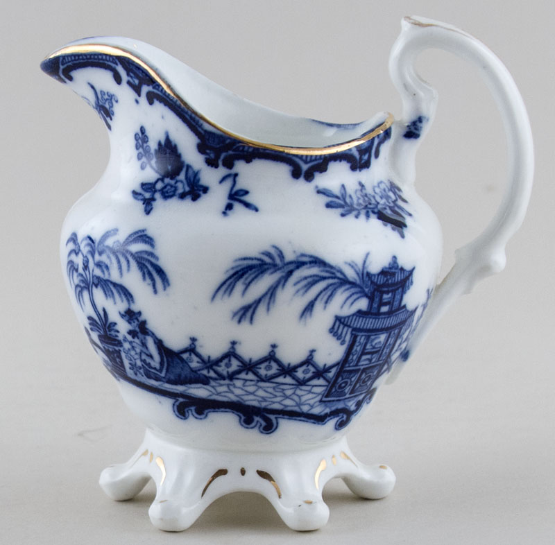 Unattributed Maker Unidentified Pattern Creamer or Jug c1920