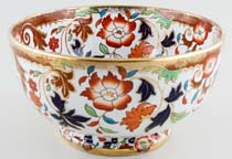 Unattributed Maker Amherst Japan colour Bowl c1910