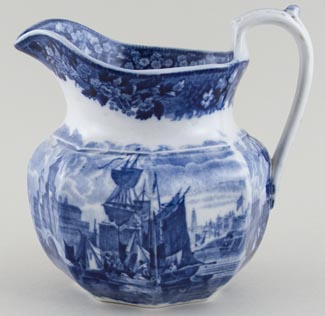 Wedgwood Ferrara Jug or Pitcher c1908