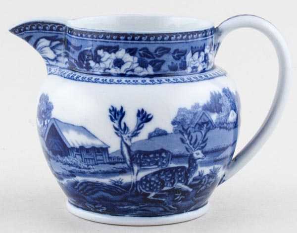 Wedgwood Fallow Deer Jug or Pitcher c1920s