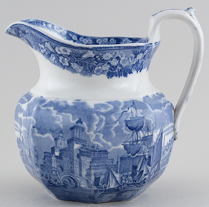 Wedgwood Ferrara Jug or Pitcher c1922